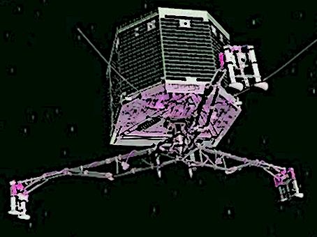 Rosetta erreicht Kometen Tschurjumow-Gerassimenko