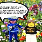 Kanzlerin Merkel oder ein Double? Polizei verhört Drogen Konsumenten wegen Aquarust