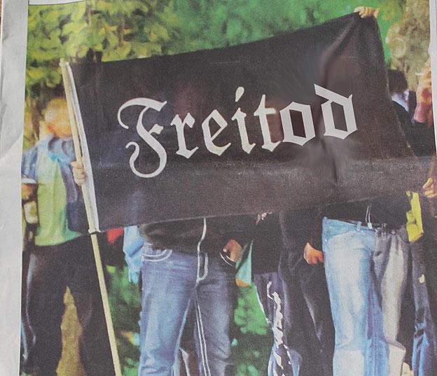 Freitod in Freital
