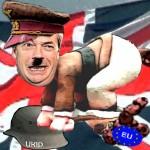 Großbritanniens Rechte sind erleichtert: Das Übel EU einfach ausgeschissen!