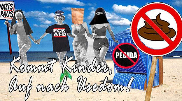 Landtagswahl in Usedom AFD